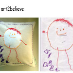 Come conservare i disegni dei bambini/ How to preserve children's artwork
