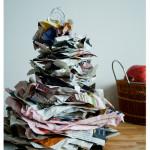 Albero di Natale di carta/ Paper Christmas Tree