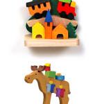 Giocattoli di legno/ Wooden toys