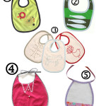 what I love today: bibs!