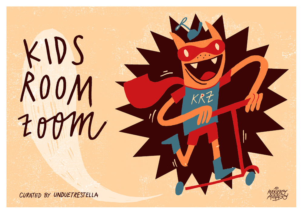 Fuori Salone 2014 kidsroomZOOM